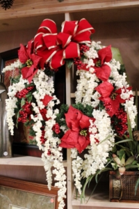 custom christmas decor niceville florida